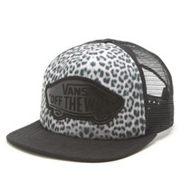 Vans Beach Girl Snow Leopard Hat at PacSun.com