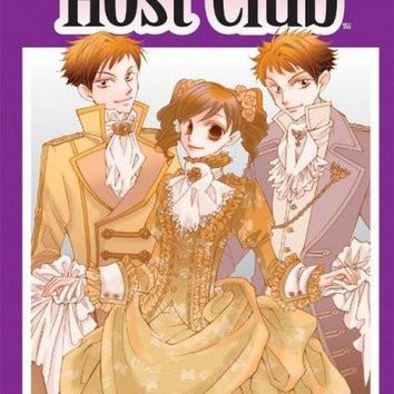 Ouran High School Host Club 7 (Ouran High School Host Club)