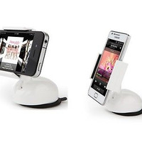 Windshield Dashboard Universal Smartphone Car Mount Holder for iPhone, Samsung, Galaxy, LG and More