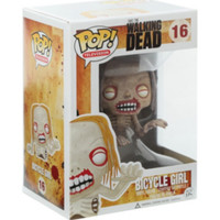 Funko The Walking Dead Pop! Television Bicycle Girl Vinyl Figure