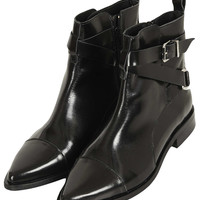 ACROPOLIS Pointed Boots - New In This Week - New In - Topshop USA