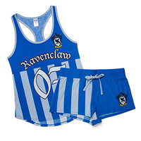 Quidditch Jersey Tank and Shorts Sleep Set