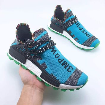 Adidas HUMAN RACE NMD Leisure sports shoes-1