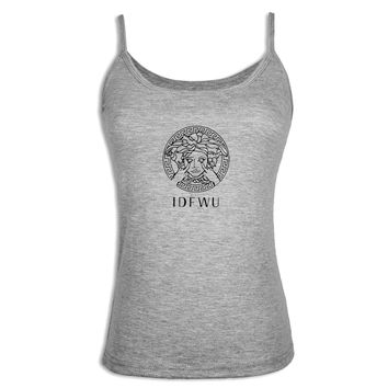 Vintage Art IDFWU Couture Grunge Goth Camisole Special Design Fitness Tank Tops Women