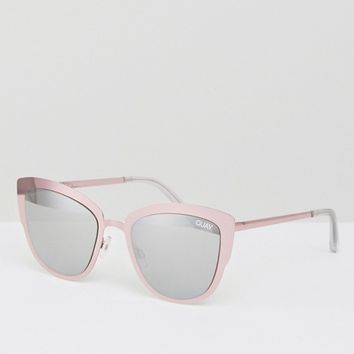 Quay Australia Supergirl Cat Eye Sunglasses at asos.com