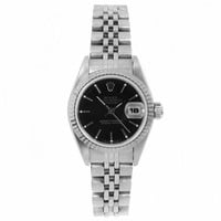 Rolex Datejust swiss-automatic womens Watch 69174 (Certified Pre-owned)