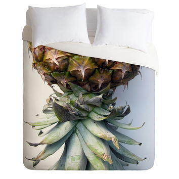 Deb Haugen Pineapple 2 Duvet Cover
