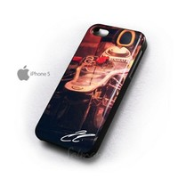 Fernando Alonso F1 Champion Ferrari Team iPhone 5 Case from gpfans
