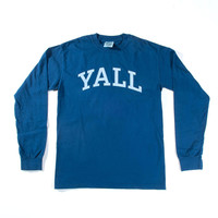 YALL University Long Sleeve T-shirt