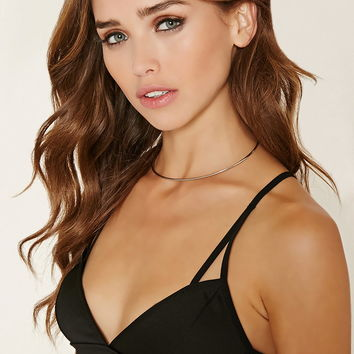 Ladder-Cutout Bralette