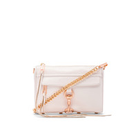 Rebecca Minkoff x REVOLVE Mini Mac in Seashell