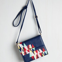 Statement Personal Style Pep Talk Bag by Disaster Designs from ModCloth