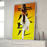 Kill Bill XLarge Movie Poster A1 841 x 594 mm  331 x by CoolPoster
