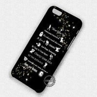 Lesson Learned Disney Quote - iPhone 7 6 6s 5c 5s SE Cases & Covers
