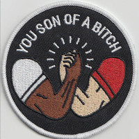 Son Of A Bitch patch from Future Zine