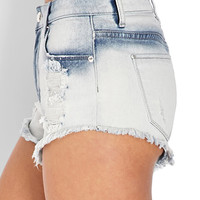 In The Clouds Denim Cutoffs