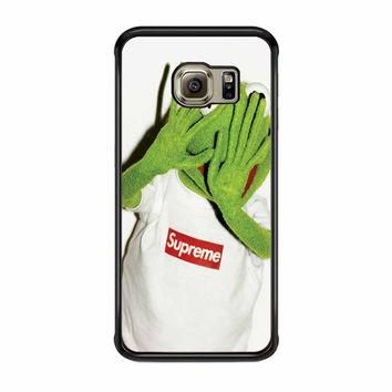 Kermit Supreme Samsung Galaxy S6 Edge Case