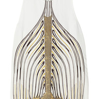 Sass & bide - Creative Play embellished twill and crepe de chine top