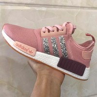 Beauty Ticks Adidas Nmd Boost R1 Women Gym Shoes