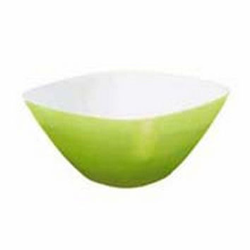 Guzzini Vintage 30 Cm Two-Tone Bowl in Green