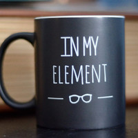 "Periodic Table ""In My Element"" Mug and Gift Box 