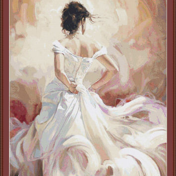 Art        CROSS STITCH PATTERN 361