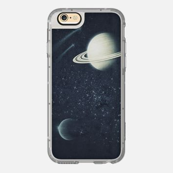 Deep Blue Space iPhone 6 case by DuckyB | Casetify