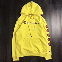 Boys & Men Champion Casual Top Sweater Pullover Hoodie