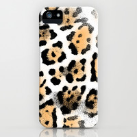 Fur V iPhone & iPod Case by Rain Carnival