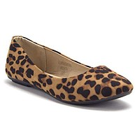 Women's Demi-01Classic Round Toe Slip On Ballet Flats Shoes