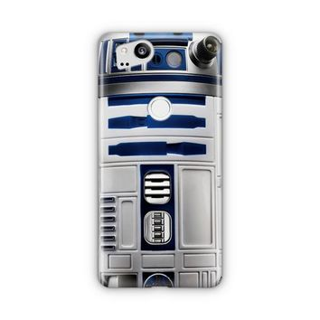 Star Wars R2D2 Blueprint Google Pixel 3 XL Case | Casefantasy