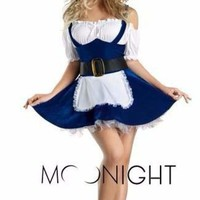 MOONIGHT Hot Sale Deluxe Costume Sexy Halloween Costumes For Women Cosplay Costume Macchar Cosplay Catalogue