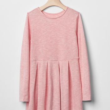 Gap Girls Marl Fit & Flare Dress