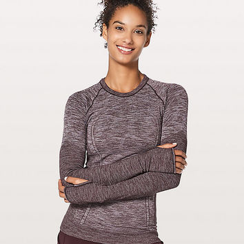 Swiftly Wool Pullover | Women's Long Sleeves | lululemon athletica