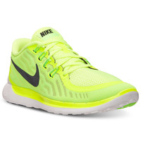 Nike Men's Free 5.0 Running Sneakers from Finish Line