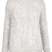Knitted Cloud Fluffy Jumper