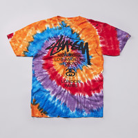 Flatspot - Stussy WT Swirls T Shirt Orange