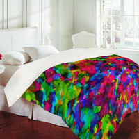 DENY Designs Home Accessories | Amy Sia Pink Opal Duvet Cover