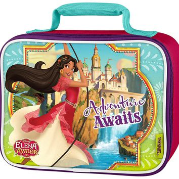 Disney Elena of Avalor Adventure Awaits Soft Lunch Bag Kit