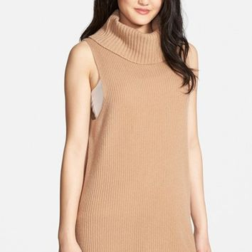 Shop Cowl Neck Tunic Sweater on Wanelo