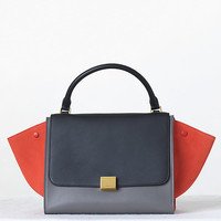 CÉLINE fashion and luxury leather goods 2013 Fall  - Trapeze - 21