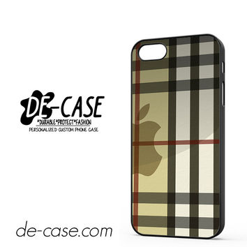 Burberry Inspired DEAL-2191 Apple Phonecase Cover For Iphone 5 / Iphone 5S