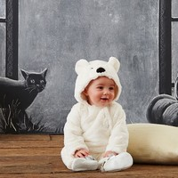 Baby Polar Bear Costume | Pottery Barn Kids
