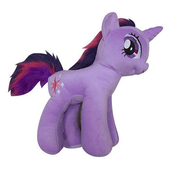 My Little Pony Hugs and Fun Cuddle Pillow - Twilight Sparkle