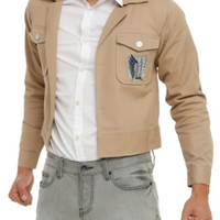 Attack On Titan Uniform Jacket