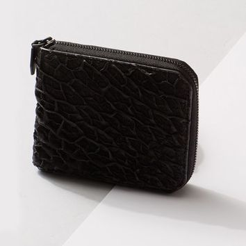 Alexander Wang Tripe Detail Zipped Bi-Fold Wallet - MEN - JUST IN - Alexander Wang