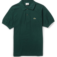 Lacoste - Cotton-Piqué Polo Shirt | MR PORTER
