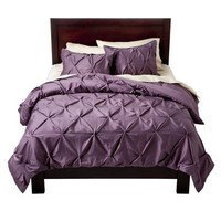 Target Home™ Pinched Pleat Duvet Cover Set - Lavender