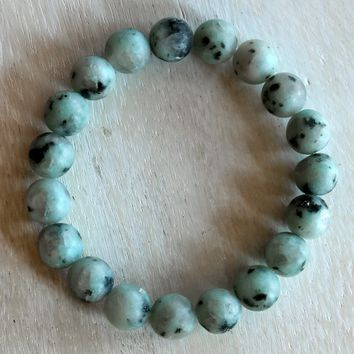 Marble bead Bracelet - Assorted Colors