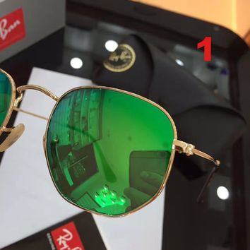 Ray-Ban Sunglasses RB3548N Hexagonal Flat Lenses (Multiple Colors available)